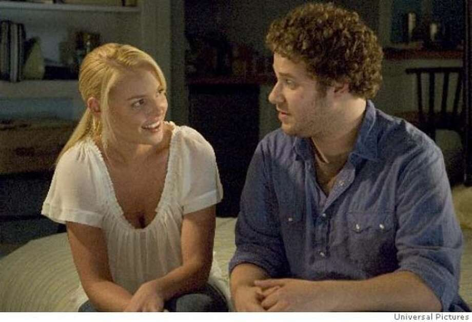Knocked Up -- Katherine Heigl and Seth Rogen were an odd couple, but here it made sense, because they were supposed to be odd.