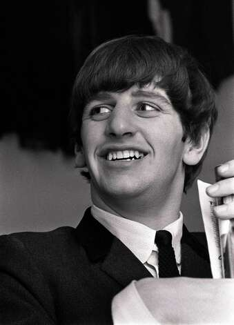 Portrait of Ringo Starr. Photo: Popperfoto, Getty Images / Popperfoto