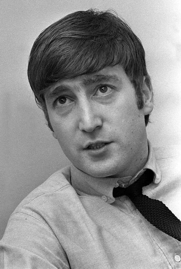Portrait of John Lennon. Photo: Popperfoto, Getty Images / Popperfoto