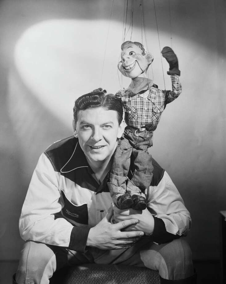 It's Howdy Doody time! Buffalo Bob Smith and Howdy Doody were 50s television megastars. Photo: NBC, Getty Images / © NBC Universal, Inc.