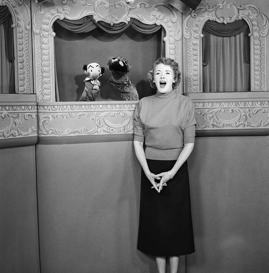 "Kukla, Ollie and hostess Fran Allison on starred on ""Kukla, Fran and Ollie"" from 1947-1957 and were popular with children and adults alike. Photo: NBC, Getty Images / © NBCUniversal, Inc."