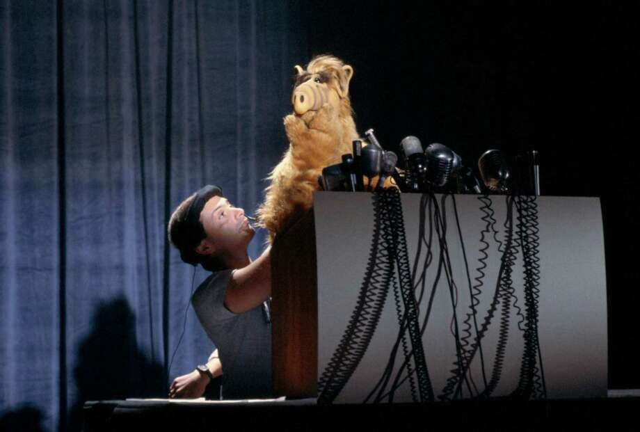 Alf, because he liked to eat cats. Photo: Gary Null, Getty Images / © NBC Universal, Inc.