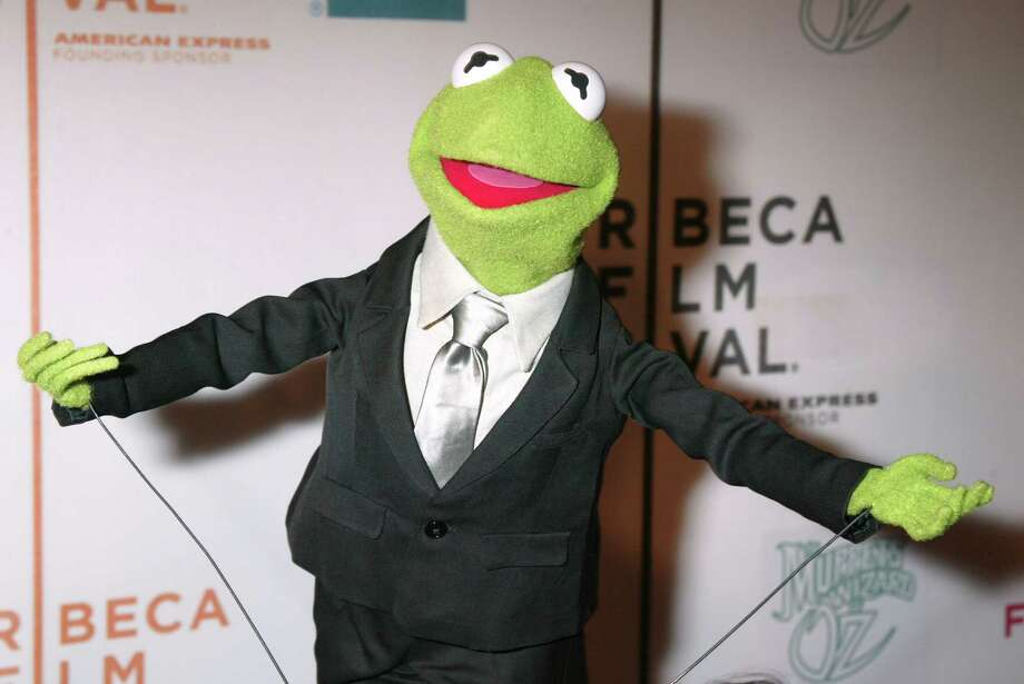 Kermit the Frog. Obviously. Photo: Getty Images