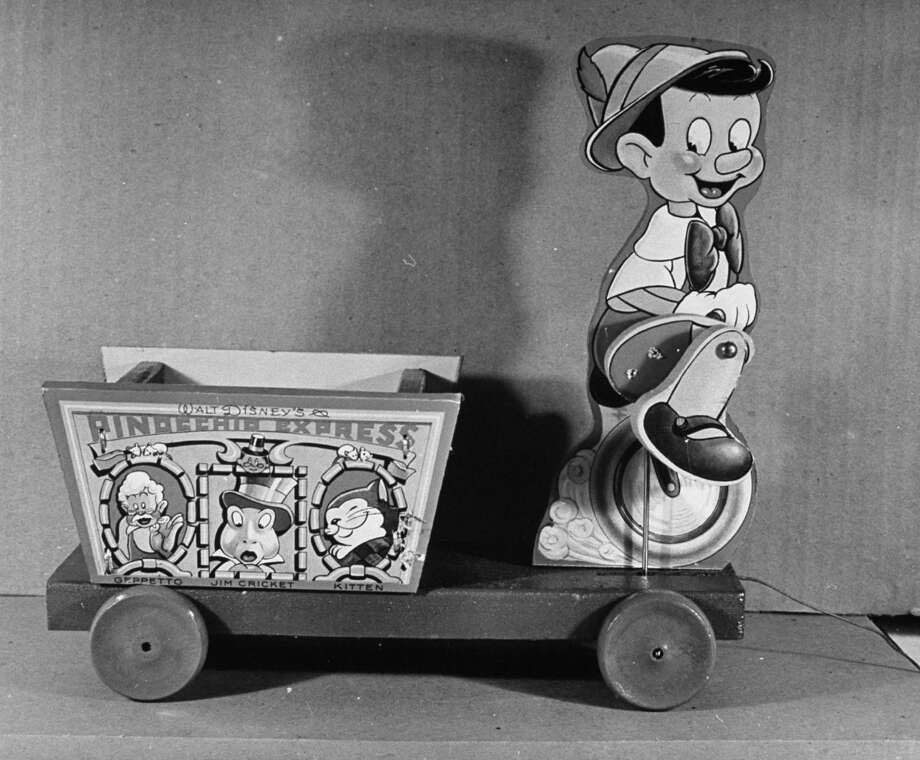 Disney's adaptation of Pinocchio was released in 1940 but remains a classic. Disney's cartoon was loosely based on the 1883 children's novel The Adventures of Pinocchio, by Carlo Collodi Photo: Fritz Goro, Getty Images / Fritz Goro