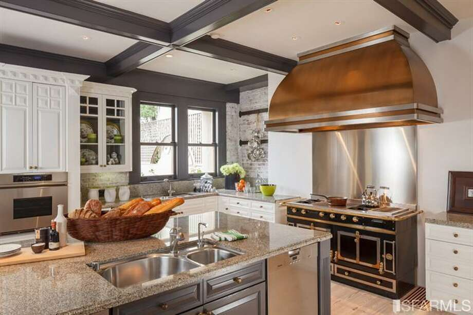 Kitchen 2. All photos via Sotheby's/MLS.