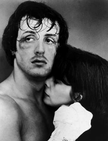 One of the best things about 'Rocky' was that Rocky lost the fight, but triumphed just by going the distance. In 'Rocky II,' from 1979, Apollo Creed wants a rematch to erase the embarrassment of his close scrape in the first fight. Short of money and unable to get other work, Rocky accepts. We hate to spoil the ending, but given that there are four more movies, it's probably not giving too much away to reveal that Rocky wins this time. Photo: Getty Images / Archive Photos