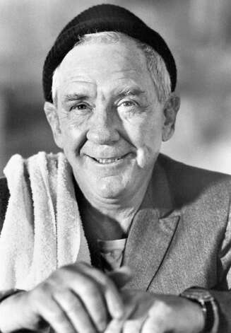 Burgess Meredith plays trainer Mickey in 'Rocky.' Photo: United Artists, Getty Images / Moviepix