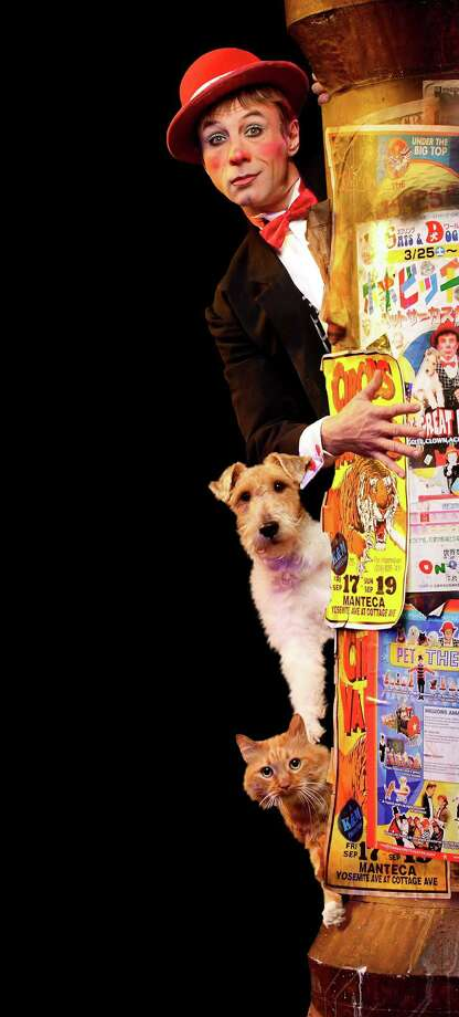 Gregory Popovich and the Comedy Pet Theater (Comedypet.com)