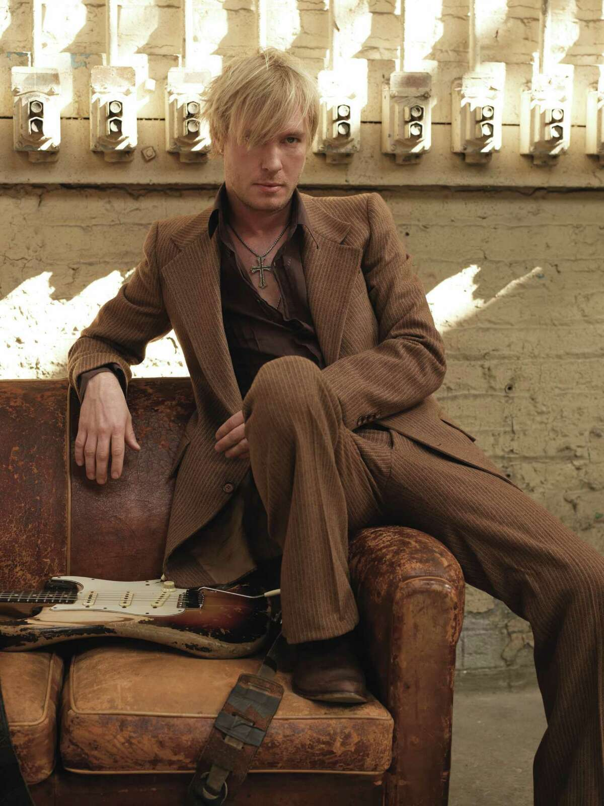 Kenny Wayne Shepherd performs at 7:30 p.m. Friday at Upstate Concert Hall in Clifton Park. Click here for more information. (Mark Seliger)