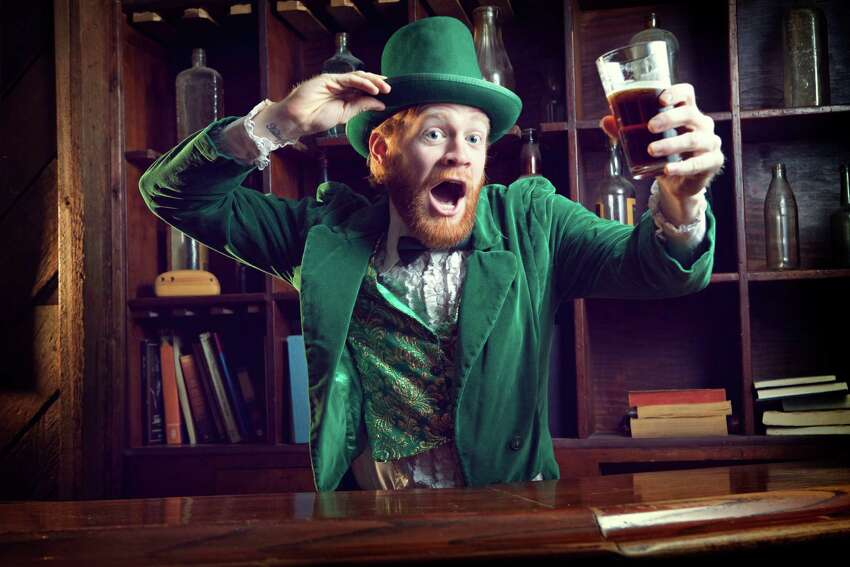 So, was St. Patrick the patron saint of the beer industry? Research by BigInsigh reports Americans will likely spend $4.5 billion this St. Patrick's Day. And the beer industry makes about 1 percent of its revenue on March 17 - not a lot, until you consider there are 364 other days in the year.