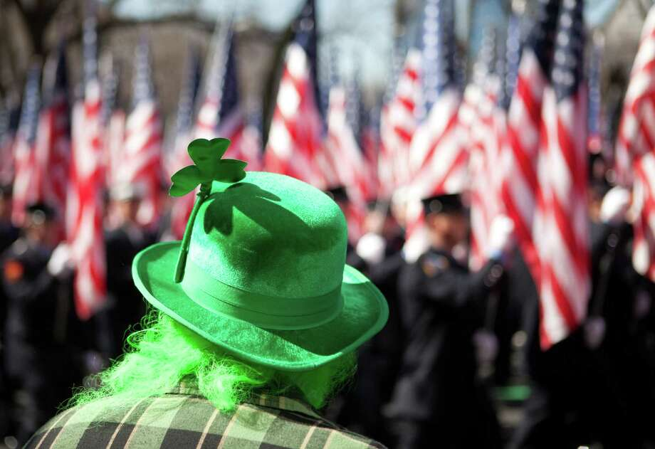 Really, you have America to thank for many of the St. Patrick's Day  festivities you enjoy every year. Irish immigrants held some of the  first parades in honor of the holiday around the time of the  Revolutionary War. Photo: Matej Krajcovic, Getty Images / (c) Matej Krajcovic