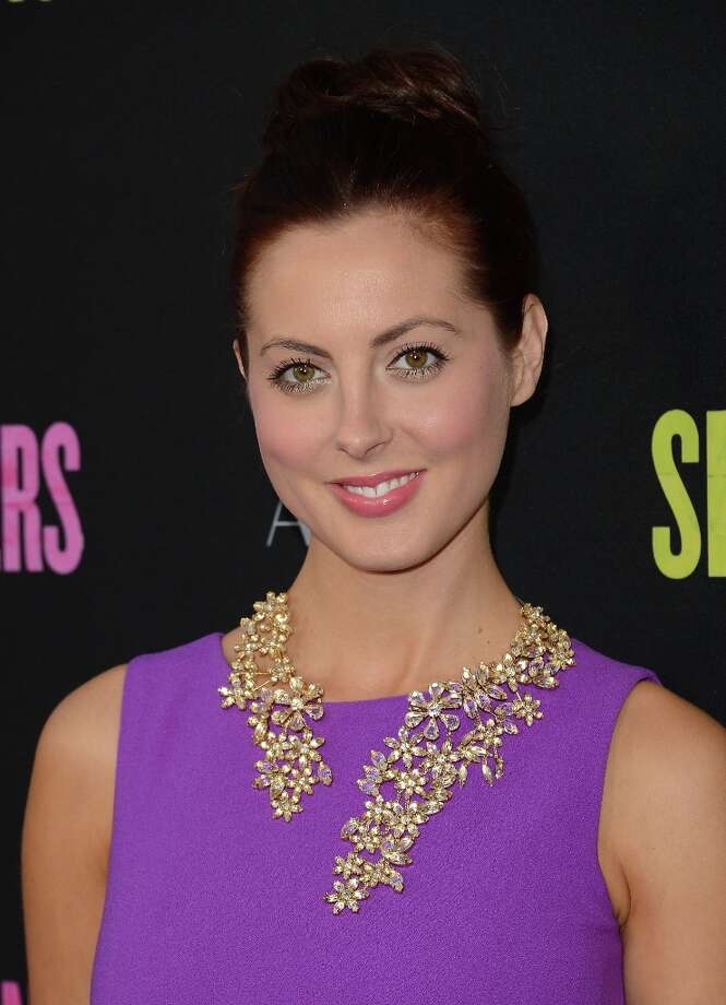 Actress Eva Amurri attends the 'Spring Breakers' premiere at ArcLight Cinemas on March 14, 2013 in Hollywood, California. Photo: Jason Merritt, Getty Images / 2013 Getty Images