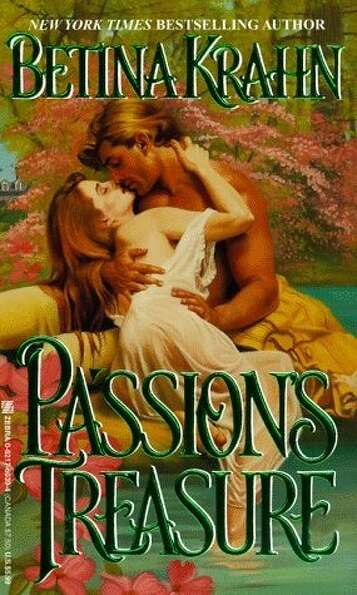 Passion's Treasure by Bettina Krahn. Purchase it