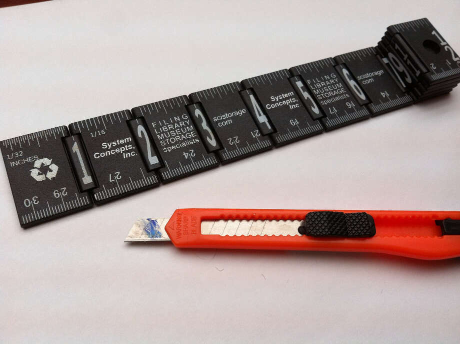 A quarter-inch blade seems harmless.