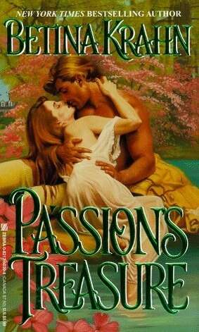 Passion's Treasure by Bettina Krahn. Purchase it here.