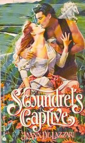 Scoundrel's Captive by Joann Delazzari. Purchase it here.