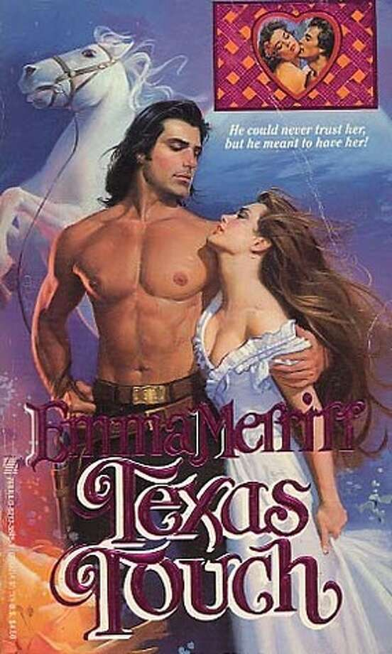 Texas Touch by Emma Merritt. Purchase it here.