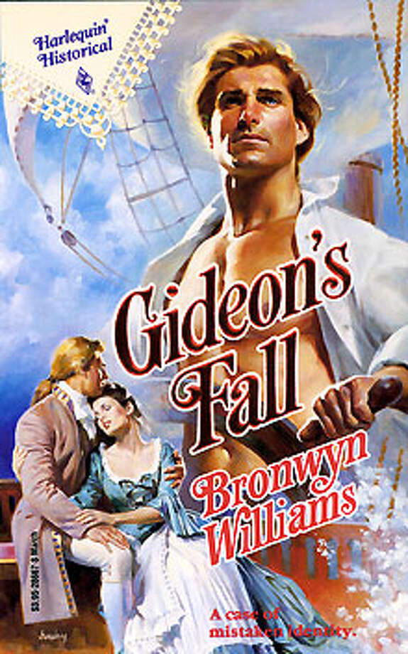 Gideon's Fall by Bronwyn Williams. Purchase it here.