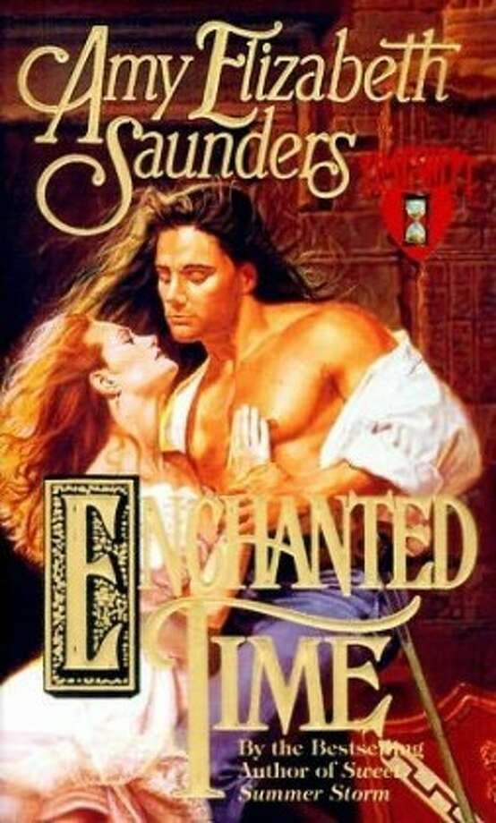 Enchanted Time by Amy Elizabeth Saunders. Purchase it here.