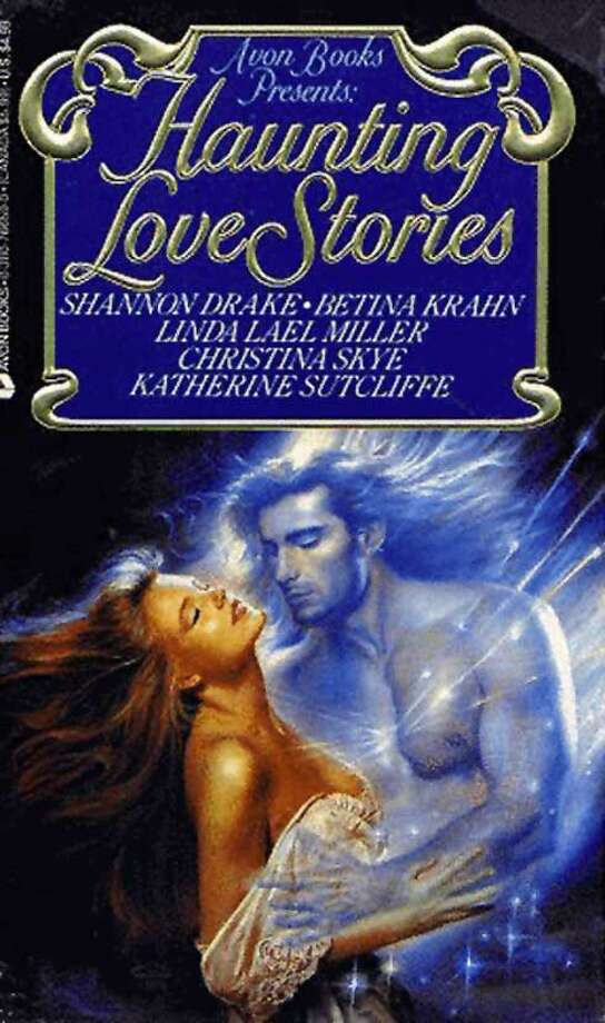 Avon Books presents Haunting Love Stories. Purchase it here.