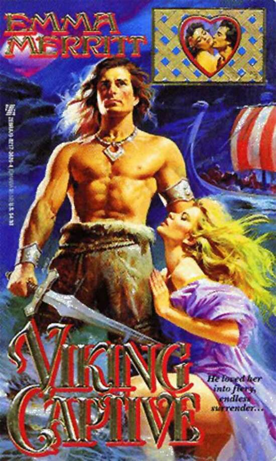Viking Captive by Emma Merritt. Purchase it here.