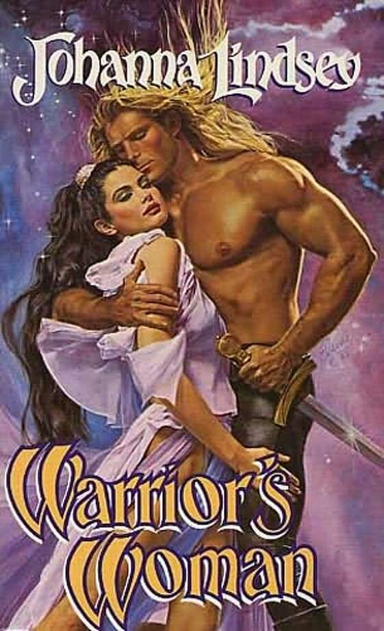 Warrior's Woman by Johanna Lindsey (Avon)Purchase it here.