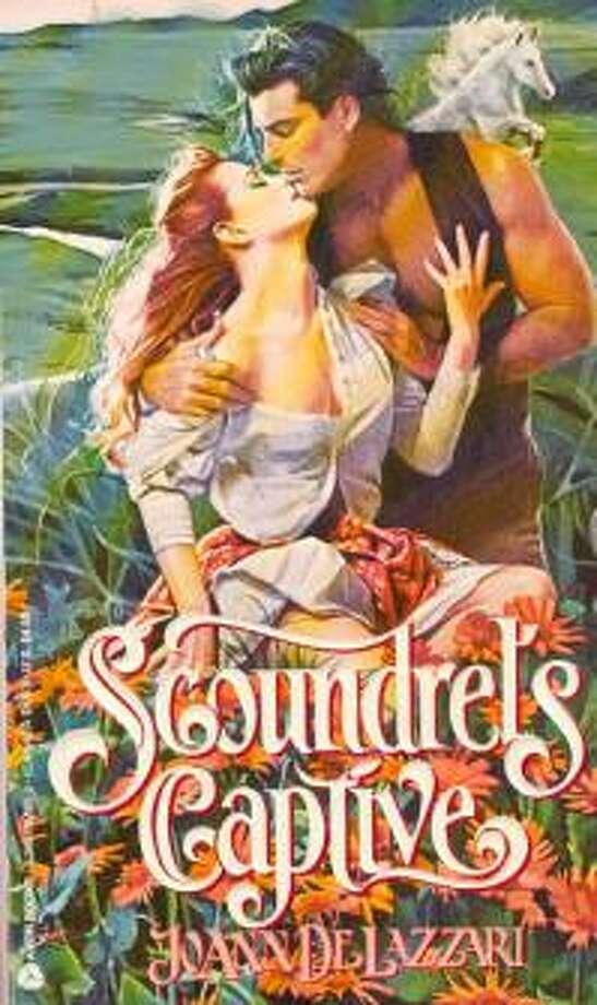 Scoundrel's Captive by Joann Delazzari. Purchase it here.