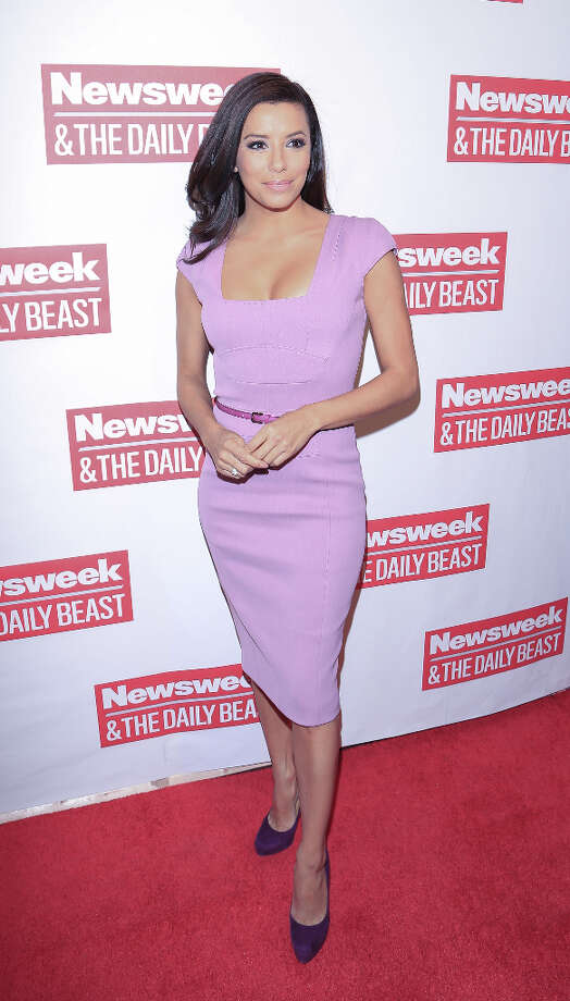 WASHINGTON, DC - JANUARY 20:  Actress Eva Longoria attends The Daily Beast Bi-Partisan Inauguration Brunch at Cafe Milano on January 20, 2013 in Washington, DC. Photo: Charles Norfleet, Getty Images / 2013 Getty Images
