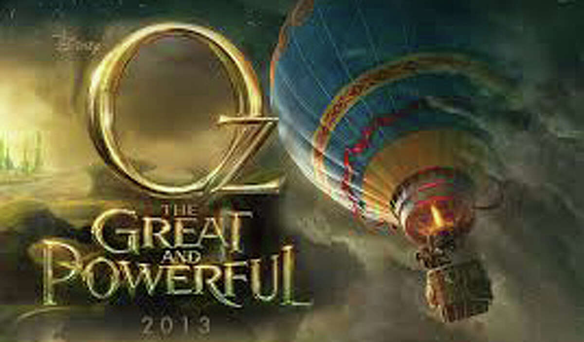 """""""Oz the Great and Powerful,"""" a pre-quel to the classic """"Wizard of Oz,"""" is playing in area movie theaters."""