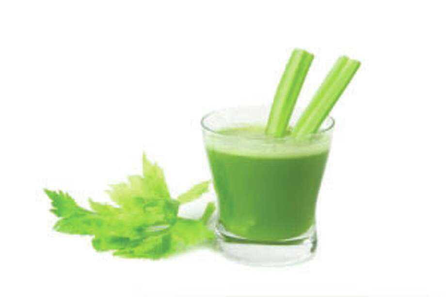 Dr. Oz's favorite green drink. For recipe go to blog.timesunion.com/healthylife