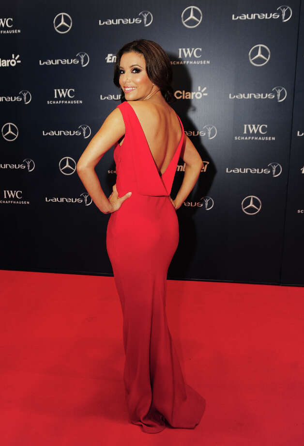 RIO DE JANEIRO, BRAZIL - MARCH 11:  Actress Eva Longoria attends the 2013 Laureus World Sports Awards at the Theatro Municipal Do Rio de Janeiro on March 11, 2013 in Rio de Janeiro, Brazil. Photo: Jamie McDonald / 2013 Getty Images