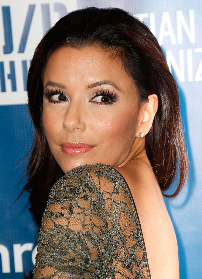 LOS ANGELES, CA - JANUARY 12:  Actress Eva Longoria attends the 2nd Annual Sean Penn and Friends Help Haiti Home Gala benefiting J/P HRO presented by Giorgio Armani at Montage Hotel on January 12, 2013 in Los Angeles, California. Photo: Imeh Akpanudosen, Getty Images / 2013 Getty Images