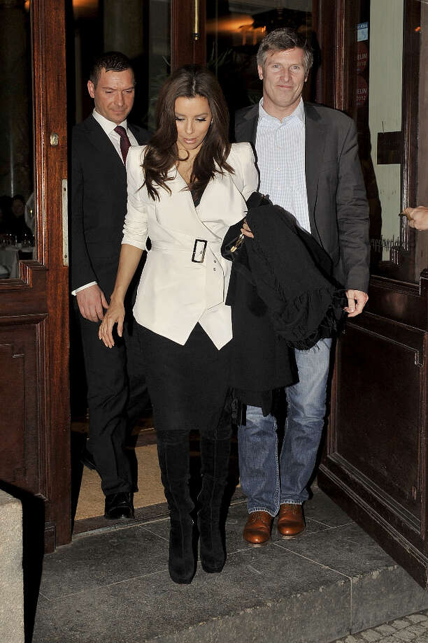 BERLIN, GERMANY - FEBRUARY 26:  Eva Longoria is seen in Berlin on February 26, 2013 in Berlin, Germany. Photo: Luca Teuchmann, WireImage / 2013 Luca Teuchmann