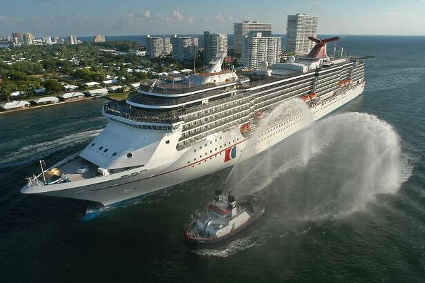 "FILE - The Carnival Legend, a 2,100-passenger, 960-foot-long cruise ship arrives at Port Everglades in Fort Lauderdale, Fla., in this Nov. 8, 2002 file photo. Carnival Cruise Lines says another of its ships has experienced problems and is heading back to the Port of Tampa. Late Thursday, March 14, 2013 the company said ""a technical issue"" affecting the sailing speed of the Legend forced the cancellation of a stop at Grand Cayman Islands. The Carnival Dream experienced problems with an on-board generator while docked in St. Maarten and the company announced Thursday that passengers would be flown home. (AP Photo/Carnival Cruise Lines, Andy Newman, File)"