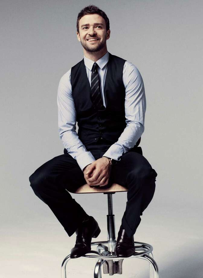 Justin Timberlake. Photo: MARK VELTMAN, STR / NYTNS