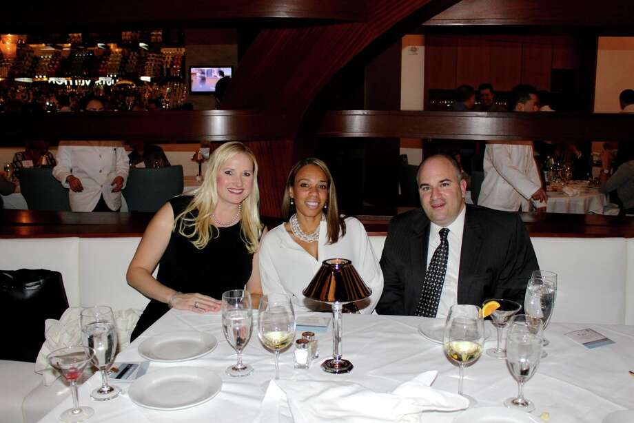 From left: Nicole Brende, Zarina Lawson and Paul Silverman