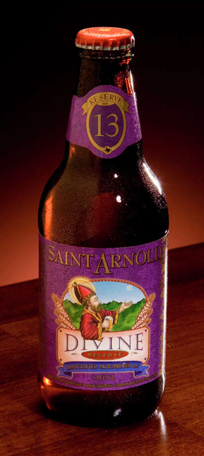Divine Reserve No. 13 from St. Arnold goes on sale Monday, March 18, 2013. Photo: --