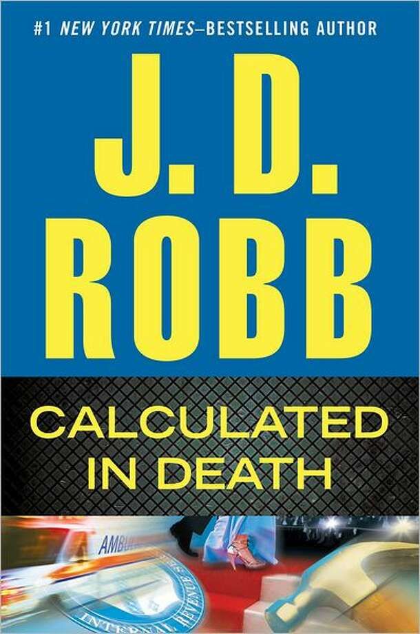 """""""Calculated in Death"""" by J.D. Robb Photo: Xx"""