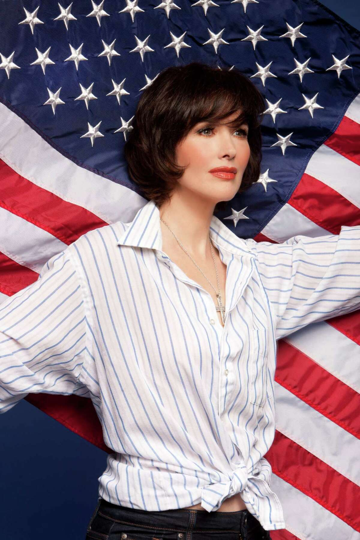 """Actress Janine Turner (""""General Hospital,"""" """"Northern Exposure"""") is bringing her radio show to Houston?s KPRC 950AM beginning March 18. Her show will air from 6 pm to 8pm and cover current news and entertainment topics."""