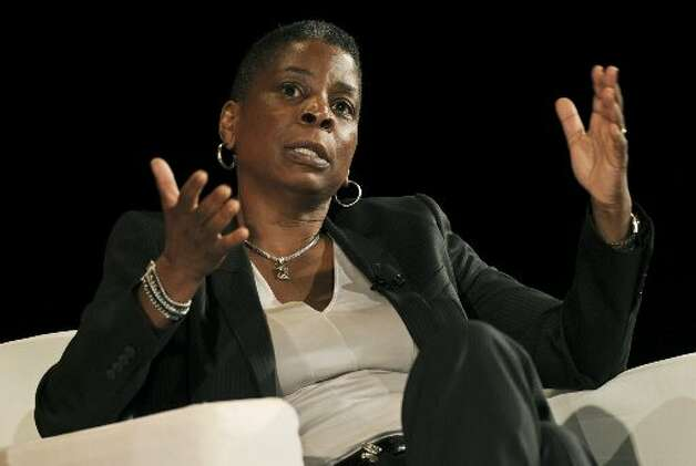 Ursula Burns, Xerox CEO and Chairman. Elected CEO in 2009.2011 Compensation: $12.9 million2012 Compensation:Nothing filed for 2012 as of 6 p.m. Friday