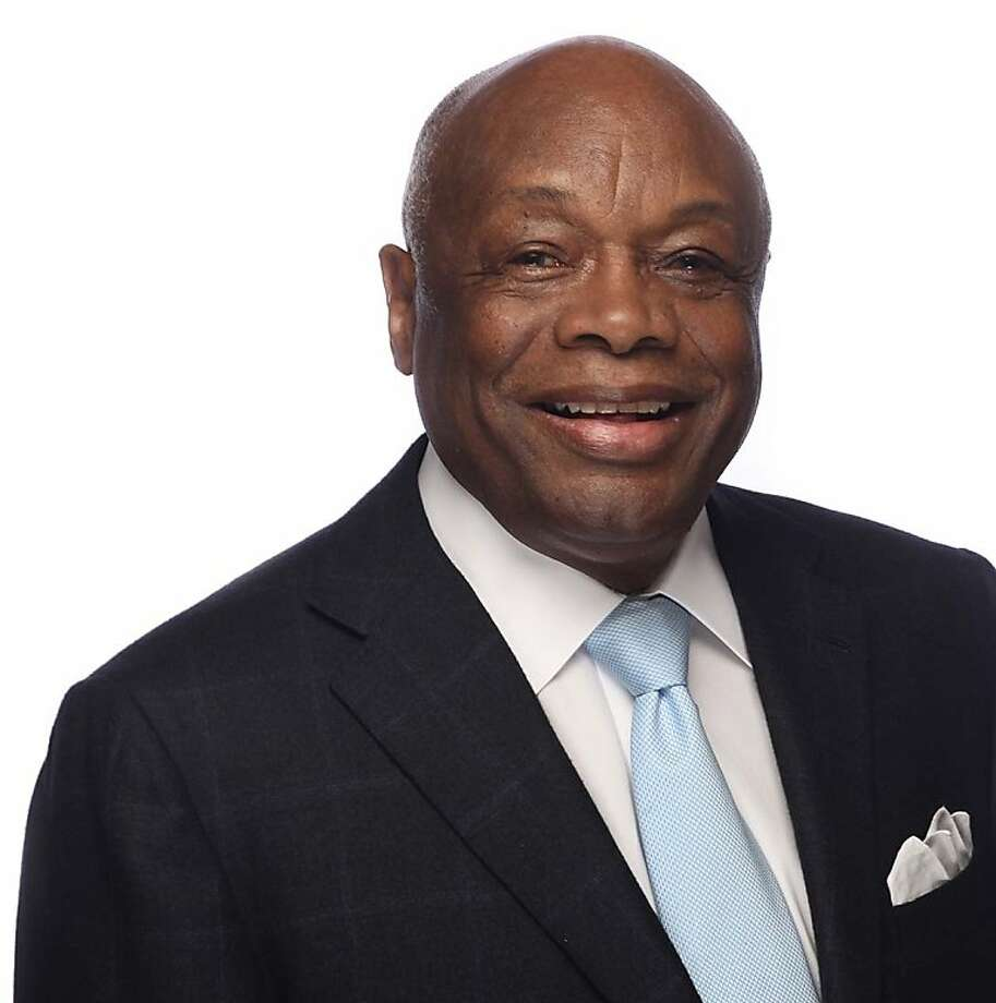 Former San Francisco Mayor Willie Brown. Photo: Liz Hafalia, The Chronicle