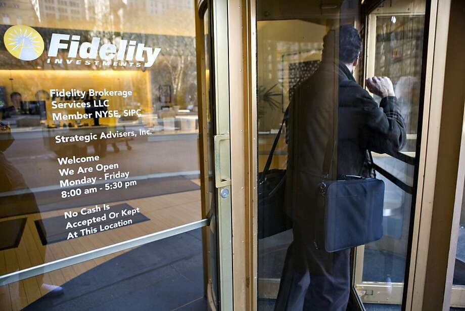 Fidelity has had a line of end-date municipal funds since 2011. They are actively managed - not trying to replicate an index. Photo: JB Reed, Bloomberg News