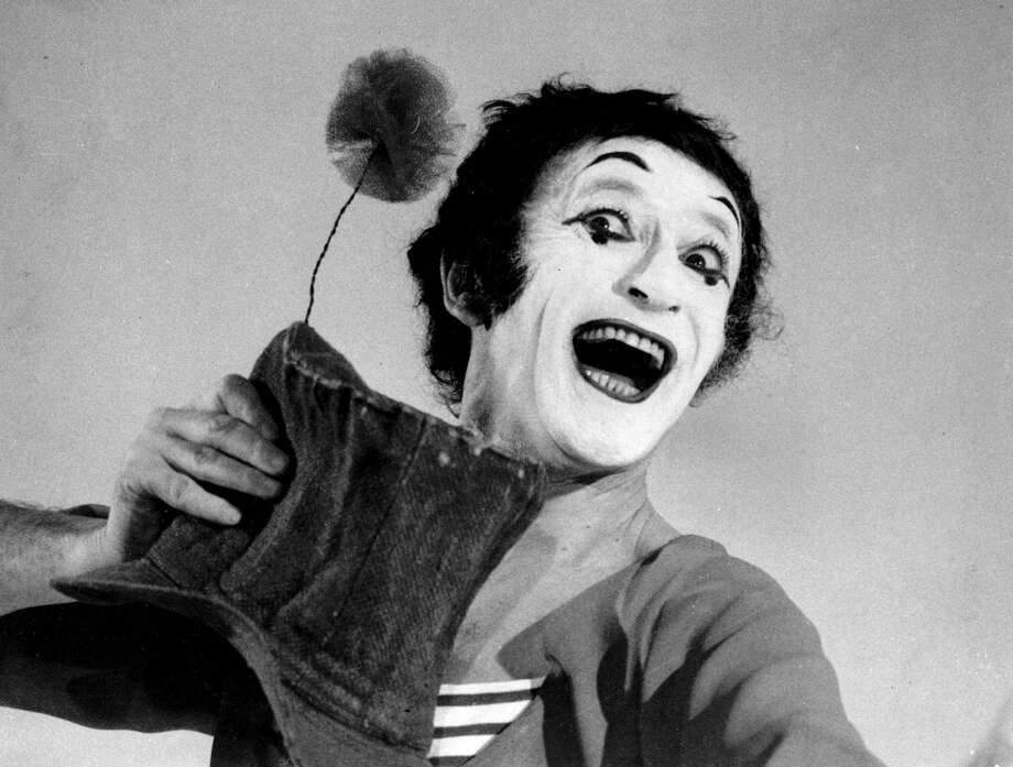 Scary and annoying to some, mimes are adorable to the French. The country even produced the all-time king of the mimes, Marcel Marceau. Photo: AP / ap