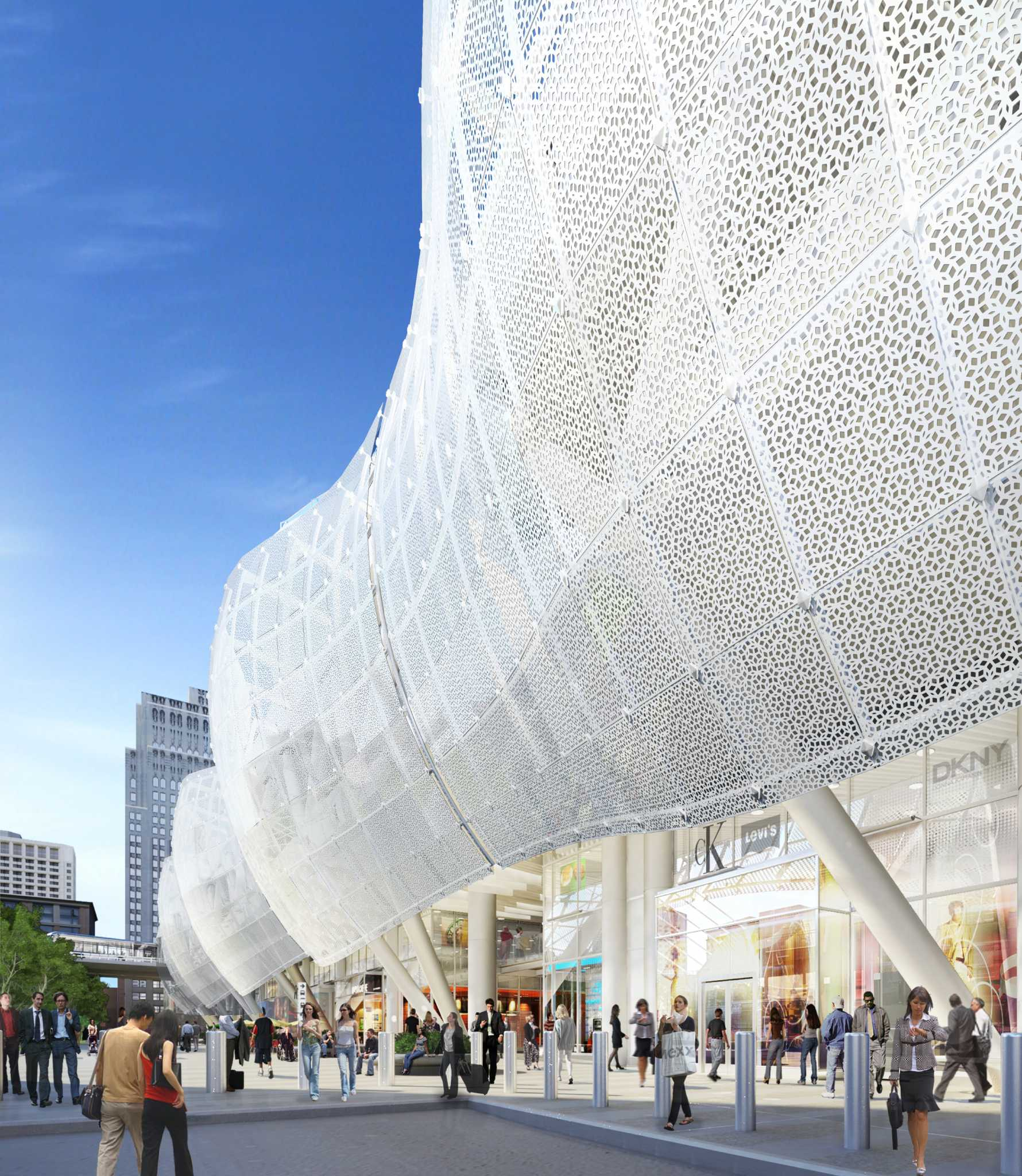 Transbay Center Design Change Proposed Sfgate