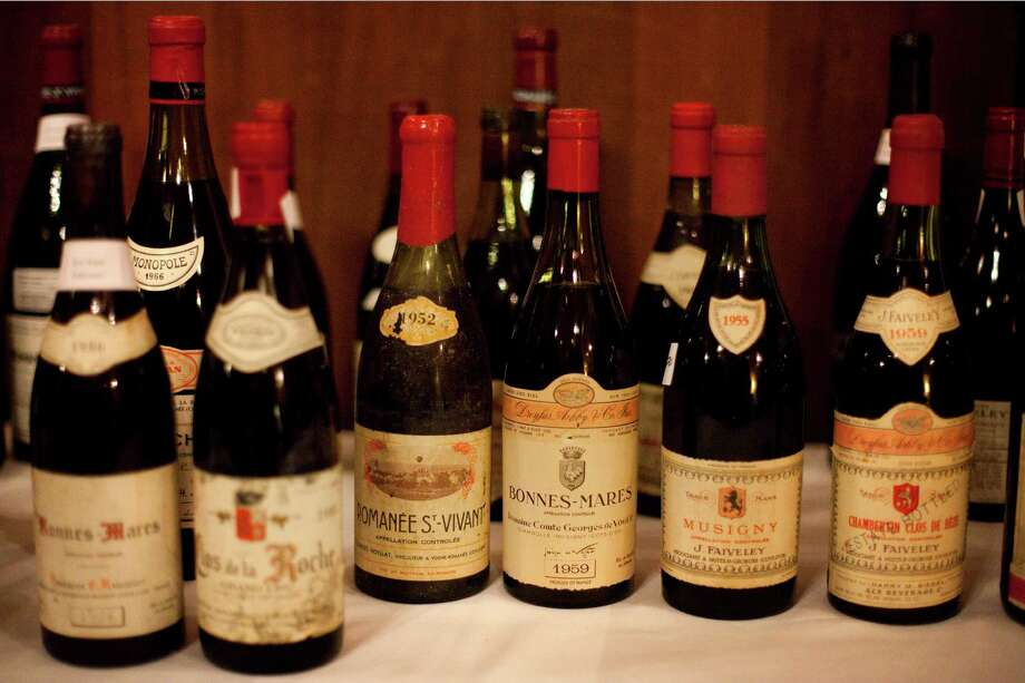 The French love their wine, but they especially love their Burgundy, which comes from the region of France with the same name. Photo: Dania Maxwell, Special To The Chronicle / ONLINE_YES