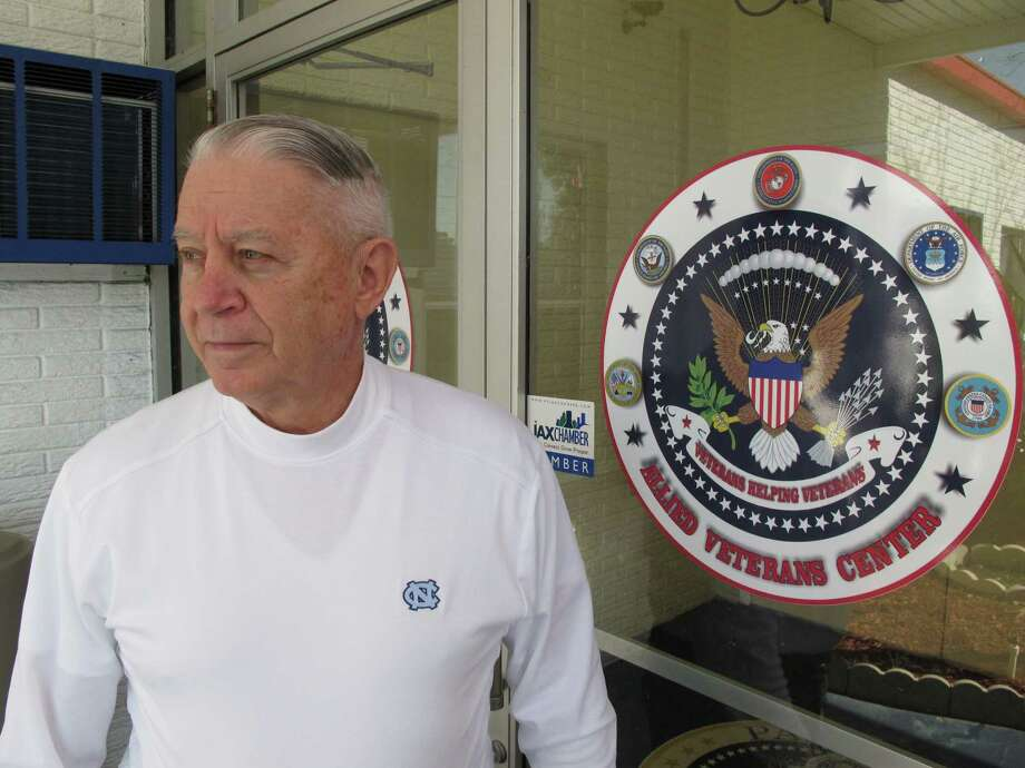 Len Loving, chief executive of the Allied Veterans Center in Jacksonville, Fla., says he might have to close the shelter. It gets almost all its money from Allied Veterans of the World, a veterans charity accused of masking an illegal gambling ring. Photo: Russ Bynum / Associated Press