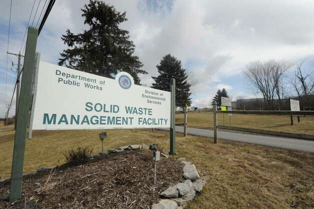 The Colonie Solid Waste Management Facility on Thursday March 14, 2013 in Colonie, N.Y. (Michael P. Farrell/Times Union) Photo: Michael P. Farrell