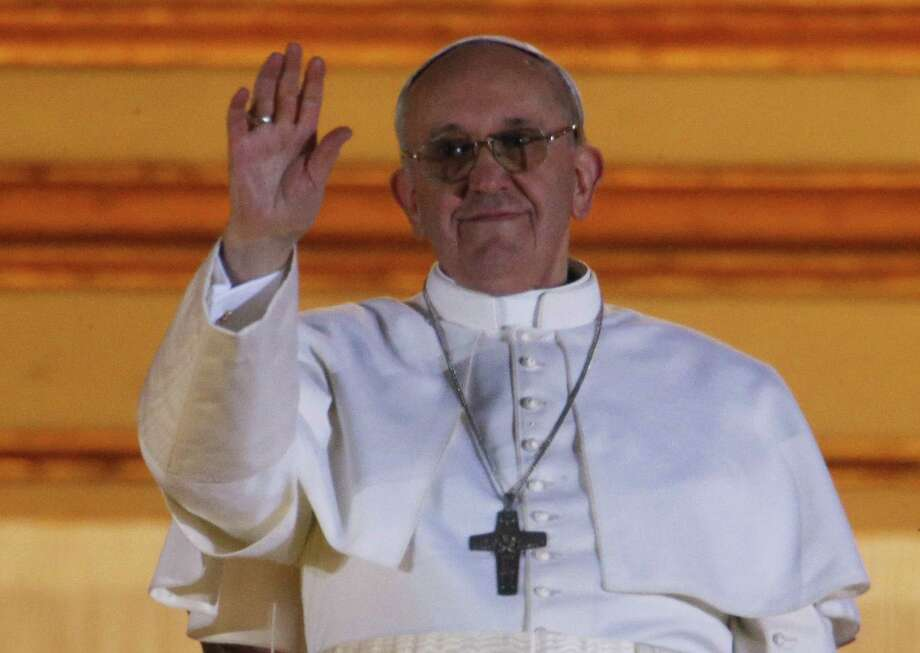 Pope Francis has shown modesty and a lack of formality since his election.