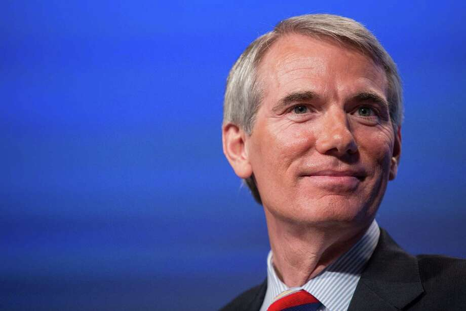 Sen. Rob Portman, R-Ohio, reversed his stance against same-sex marriage because one of his sons is gay. Republicans are focusing less on social issues as they stand strong against tax increases. Photo: Getty Images File Photo