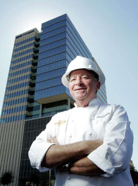 "John Sheely will open Osteria Mazzantini at BBVA Compass Plaza in a few months. With so many restaurants opening, he said, it will ""be interesting to see how it plays out over the next few years."" Photo: Melissa Phillip, Staff / © 2013  Houston Chronicle"